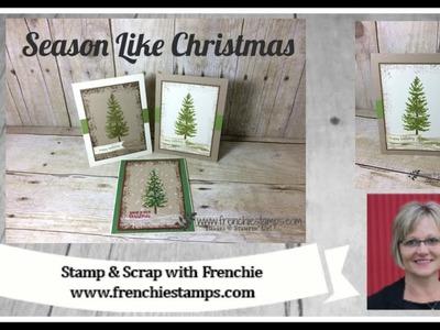 Stampin'Up! Season Like Christmas
