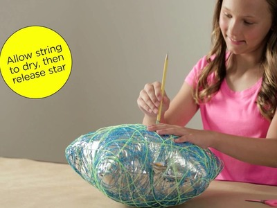String Art Star Light by Creativity for Kids