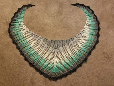 The Wild Wheat Shawl Crochet Tutorial! Pt.3
