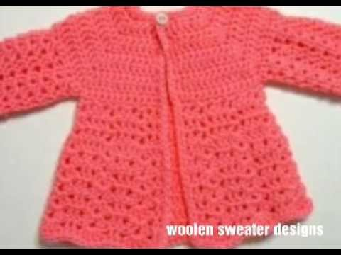 Woolen Sweater Designs Knitted Design Pattern For Kids Or Baby In