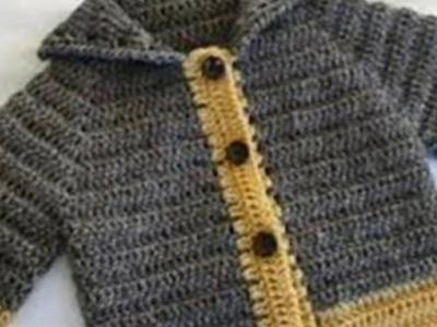 Woolen sweater making || sweater designs for kids