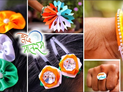 5 cool & awesome tricolour accessories ideas for independence day | Project ideas | Artkala 270