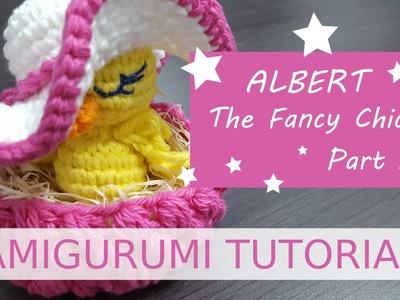 Amigurumi | Albert The Fancy Chick Part 2.2