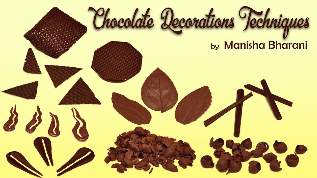 How To Make Cake Decorations At Home In Hindi