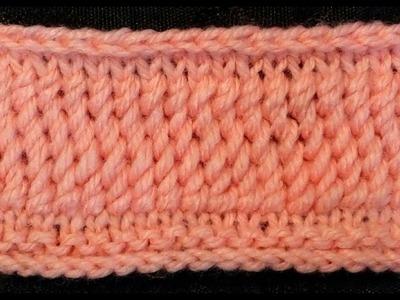 Easy Knitting pattern