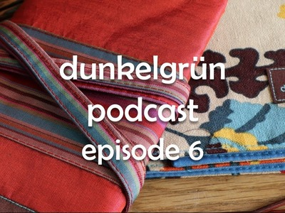 Episode 6: Cabled Socks, dellaQ and a Little Fiber Chemistry!