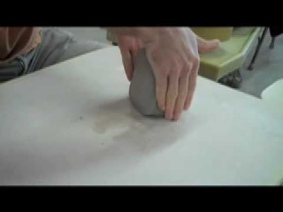 Hollow Soap Dish Demonstration Part 2 of 2