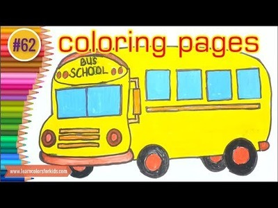 How to draw Transportation coloring pages for preschool #62