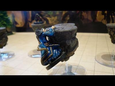 How to Make Arcane Floating Rocks for D&D
