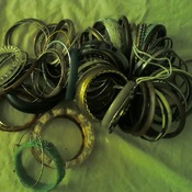 Huge joblot of bangles!!