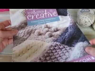 Introducing Knit & Stitch Magazine (UK)