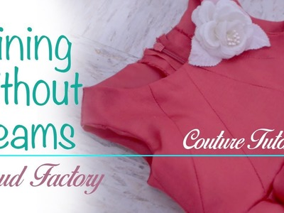 Lining with invisible seams - Cloud Factory Tutorial