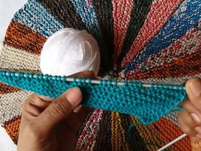 Making of doormat # 2 part -1