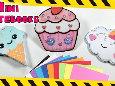 Mini Notebooks DIY | Make Your Own Notebooks