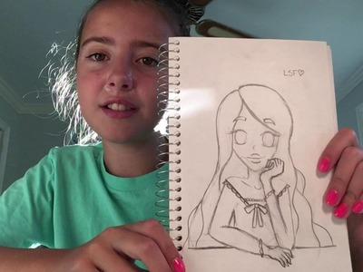 My New Sketchbook