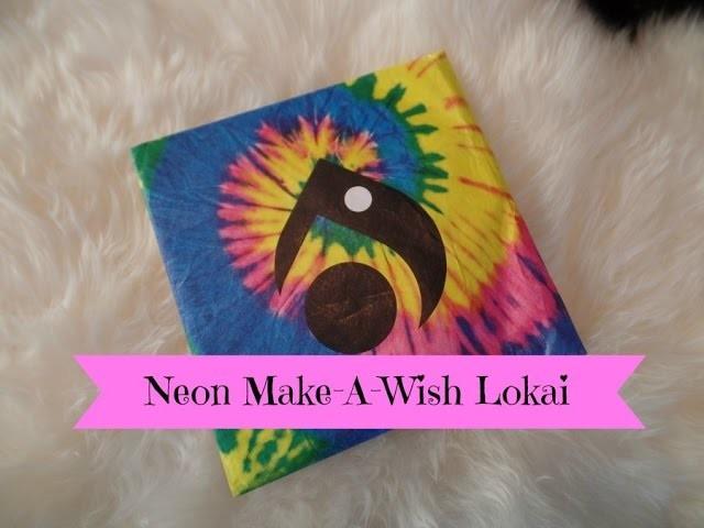 Neon Lokai Make-A-Wish Bracelet Unboxing