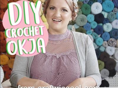 Okja DIY Amigurumi -- Crochet a Super Pig!
