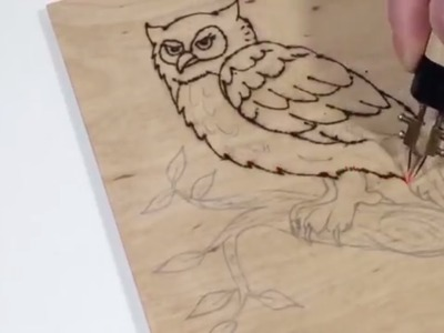 Simple way to Make a pyrography Wood Burning tool Pen Number 2