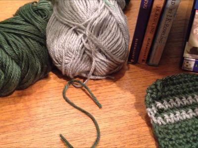 Slytherin Scarf: Part 3