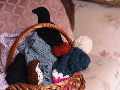 The Charm of It Knitting Podcast Episode 53: The Harry Potter Knitting & Crochet House Cup