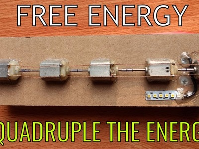 Uniquest Free Energy Generator | 100% Free Energy | The Most Satisfying Video.