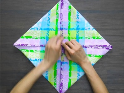5 Minute Crafts  Easy and stylish ways to fold a napkin  Perfect