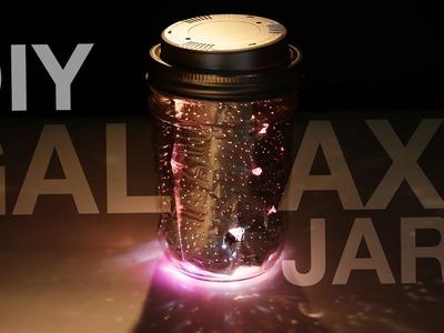 Glow-In-The-Dark Galaxy Jars