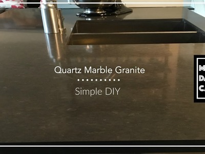 How To Fix a Chip in your Quartz Countertop. ProCaliber Repair Kit