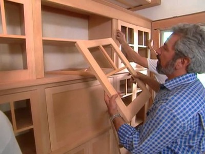 How to Install Built-In Cabinets  - Preserving Sears Kit Craftsman Bungalow - Bob Vila eps.1511