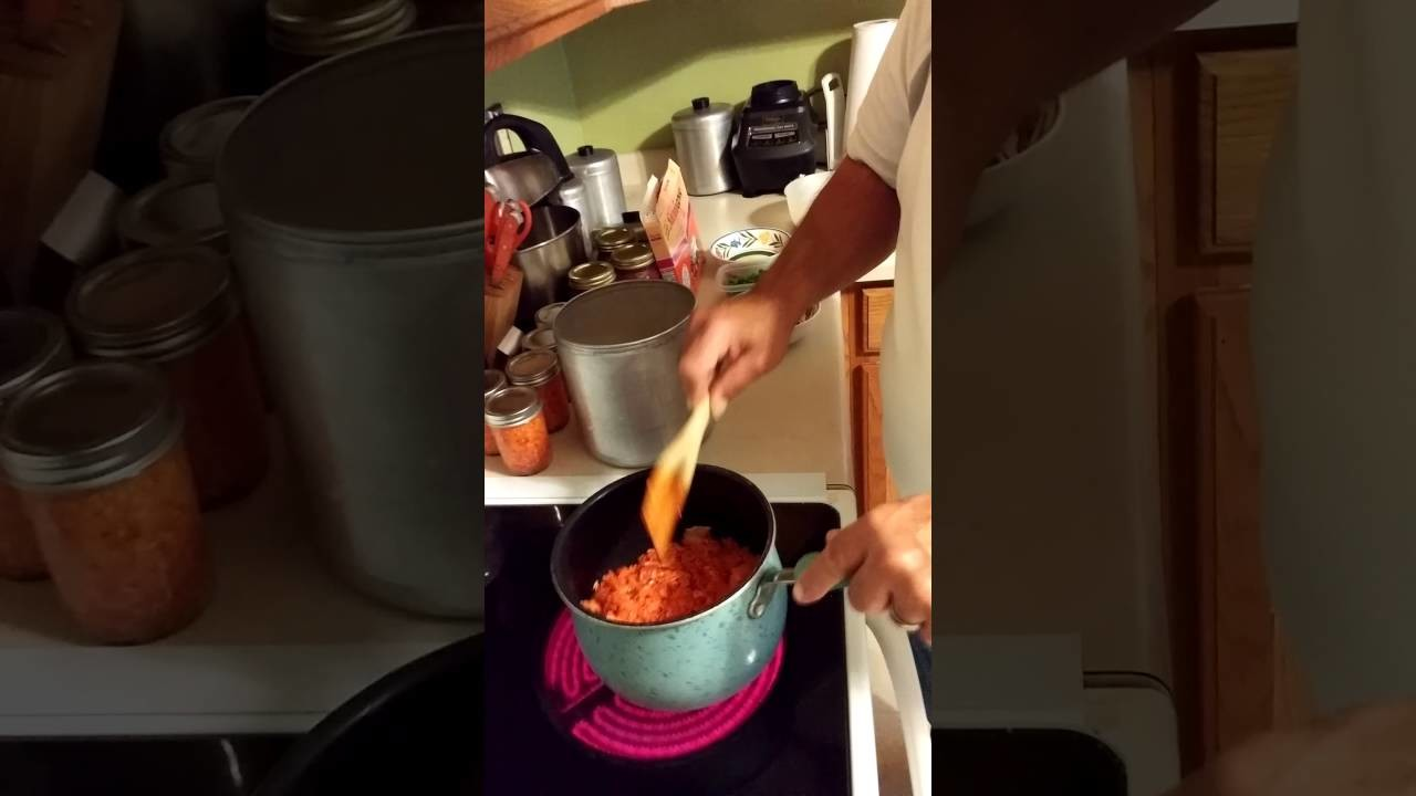 How to make chamorro red rice the easy way
