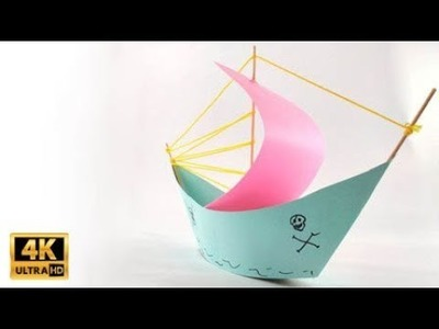 How to make Sailboat
