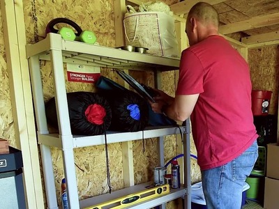 Important Do's & Don'ts to Remember When Organizing your Shed