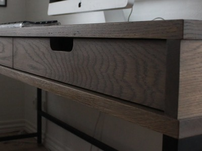 Making drawers the easy way