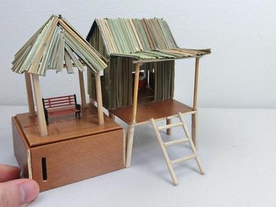 Miniature Fairy House #19 | Easy Fairy Garden Project