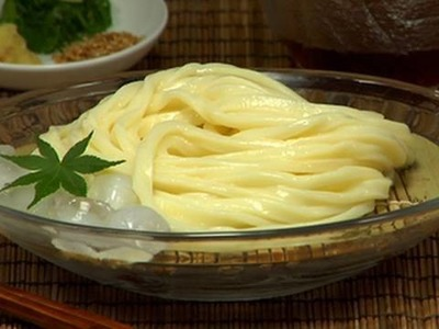 Teuchi Udon Noodles (Homemade Sanuki Udon Recipe) 手打ちうどん(讃岐うどん風)作り方レシピ