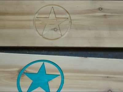Tips for engraving wood with a router