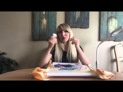 What is a needleminder?  Floss tube video #1 by Cassie's Needleminderz