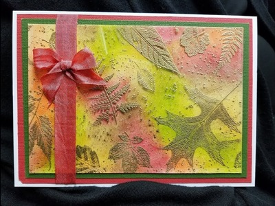 #218  Learn about Heat Resistant Acetate, Stamps, Embossing & Gelatos by Scrapbooking Made Simple