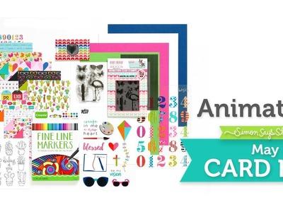 Animation: Simon Says Stamp Card Kit Reveal and Inspiration