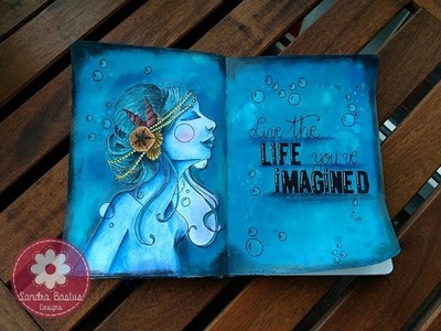 Art Journal  - Live the life you've imagined