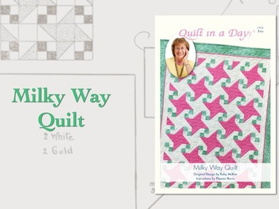 """Block Party May """"Milky Way Quilt"""""""
