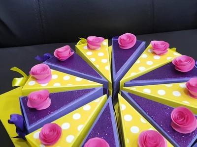 Cake slice box????