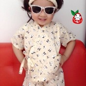 Child Yukata Suit : Japanese Style