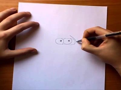 Como dibujar a Bender paso a paso - Futurama | How to draw Bende - Futurama