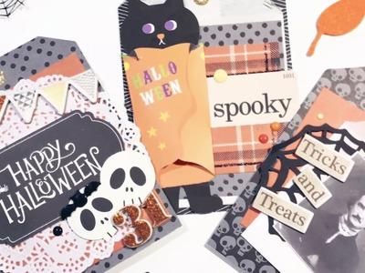 Halloween tag Flip book | Halloween 2017