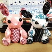 Japanese Cotton Rabbit