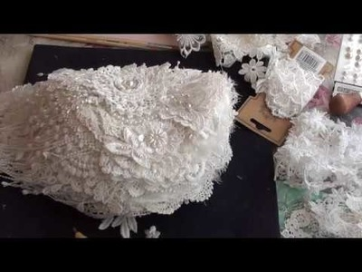 Lace book Tutorial in real time !!! Part 10 (Final Part)
