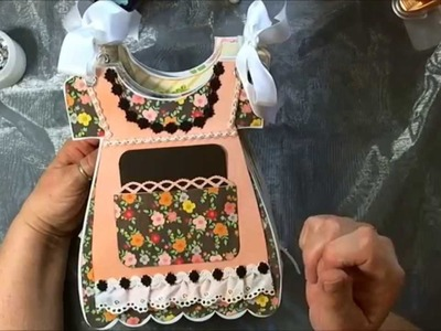 Little Girl Dress Mini for SaCrafter's GDT