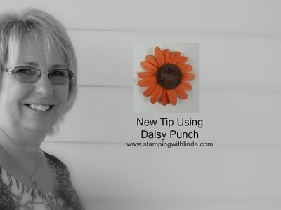 New Tip Using Daisy Punch