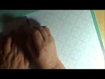 One sheet mini and ** tutorial **  =D